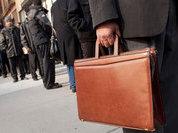 Безработица во Франции побила очередной рекорд