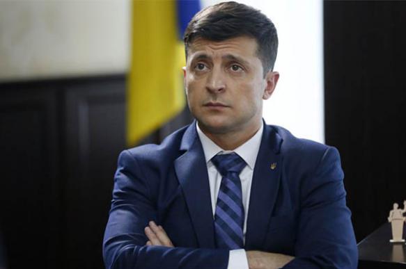 Зеленский позвонил Путину и попросил его повлиять на Донбасс
