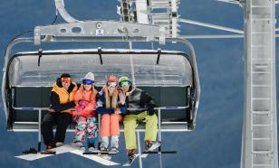 Россияне пережидают пандемию на горных курортах Краснодарского края
