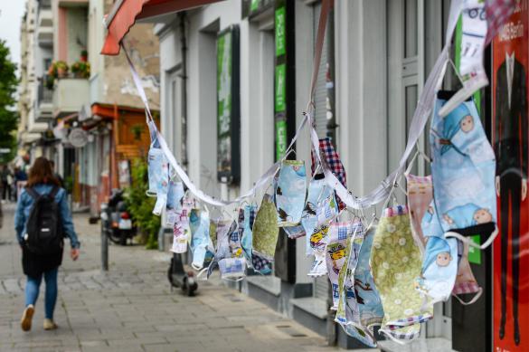 Почти полторы тысячи новых коронавирусных больных в Германии