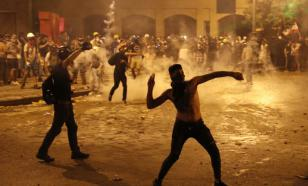 Бейрут получит деньги на восстановление, когда прекратятся протесты