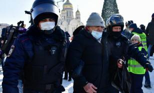 Взрослые участники январских протестов инфантильны, как и молодёжь