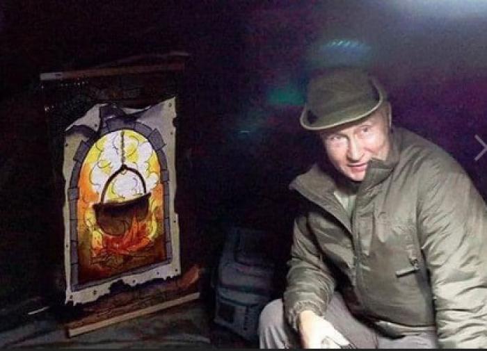 Собчак оценила палаточный камин Путина