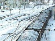 В Забайкалье 12 вагонов грузового поезда сошли с рельсов