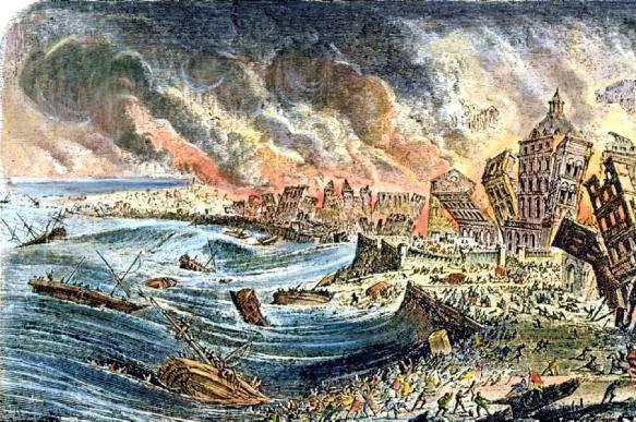 Почему слабое Лиссабонское землетрясение оказалось катастрофой