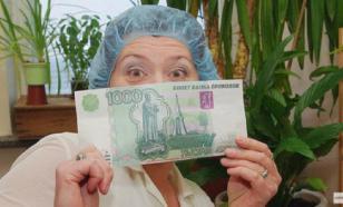 Минтруд предлагает повысить долю оклада в зарплате врачей