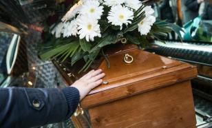 Союз похоронных организаций опроверг рост цен на гробы и кресты в стране