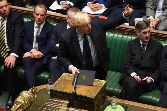 Джонсон: досрочные выборы в парламент могут пройти 15 октября