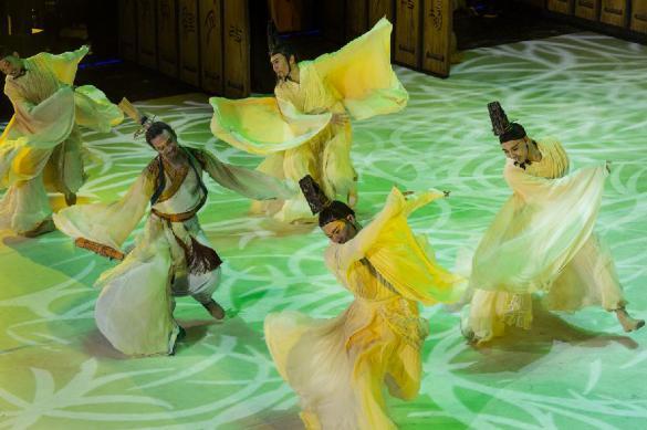 """Китайская драма-балет """"Конфуций"""": о чем поведал мудрец"""