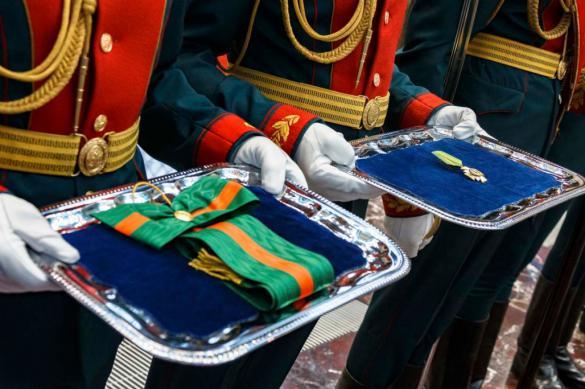 Шойгу вручил орден Суворова 58-й общевойсковой армии ЮВО