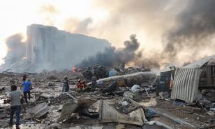 Начальник порта Бейрута прокомментировал слухи о пиротехнике