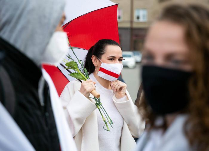 Депутат Госдумы назвал ультиматум Тихановской политическим терроризмом