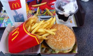Сотрудники McDonald's отказались вызвать мужчине скорую