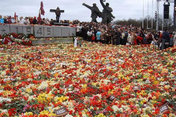 День Победы не будут праздновать в Риге