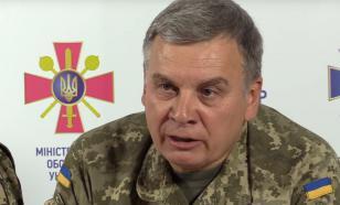 Министр обороны Украины выехал в Донбасс