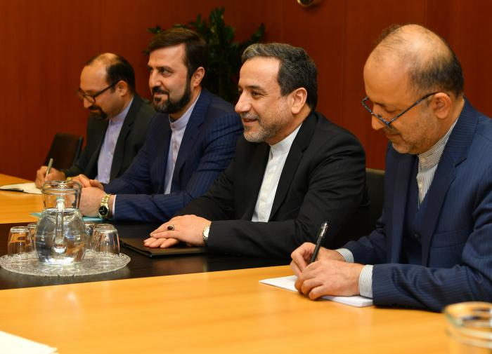 В МИД Ирана объяснили, почему Штаты пропустят венское заседание по СВПД