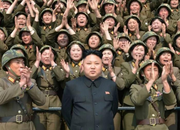 В КНДР ответили на южнокрейские листовки артиллерией у границ