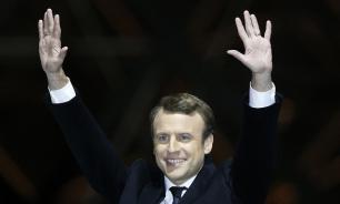 Макрон развивает образ всеевропейского лидера