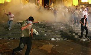 В МАП назвали протесты в Грузии провокацией группы националистов