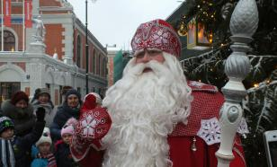 Дед Мороз и Снегурочка поздравят петербуржцев на Финляндском вокзале