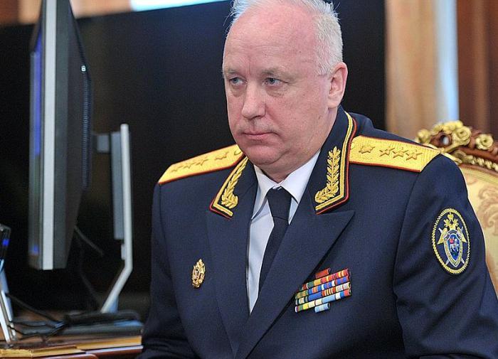 Бастрыкин охарактеризовал участников незаконных акций протеста