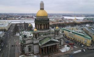 В Петербурге хотят провести референдум о передаче Исаакия РПЦ