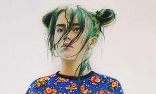 На обложку журнала Vogue поместили рисунок школьницы из Перми