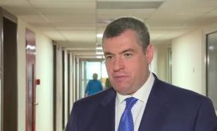 Отказ в американской визе депутату Госдумы Слуцкому не оставят без ответа в РФ