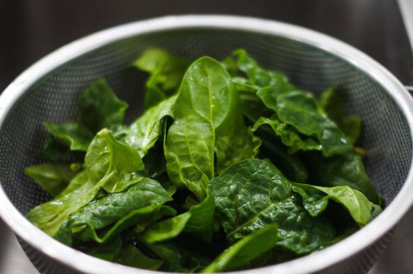 Немецкие ученые: шпинат способствует росту мышц