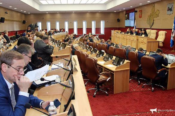 Иркутские коммунисты выступили против поправок в Конституцию