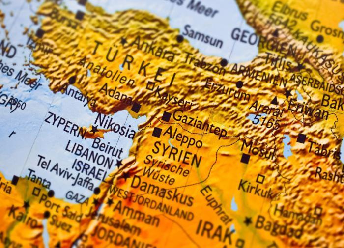 Нефтегазовые блоки в Ракке взяты под контроль российскими военными