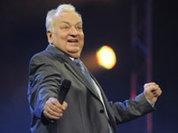 Народный артист Михаил Державин отмечает юбилей