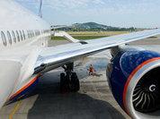 Самолет со сломанными закрылками с четвертой попытки сел в Сургуте