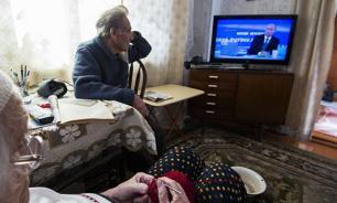 Scientific Reports: телевизор ухудшает ум и память у пожилых