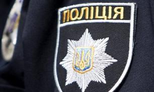 Украина направила к месту разведения сил в Донбассе допотряды полиции