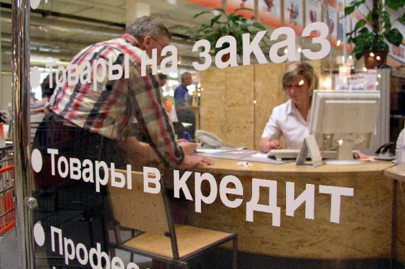 Обязательные платежи россиян выросли за счет кредитов