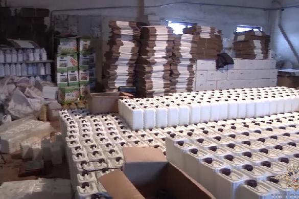 В Воронежской области закрыли крупное производство незаконных удобрений