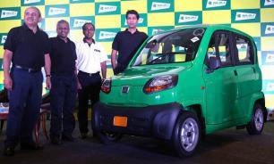 Индия запустила в продажу самую дешевую в мире машину