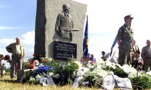 Активисты в Эстонии намерены восстановить памятник эсэсовцам