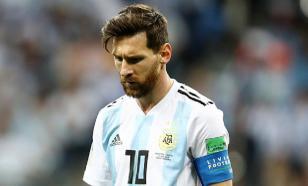 Аргентина не смогла обыграть Парагвай с отменённым голом Месси