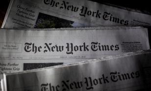 «Нью-Йорк Таймс» выселяет миллиардер российского происхождения