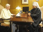 Москва-Ватикан: диалог средней успешности