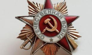 В Вологодской области ветерану вернули орден, украденный в 2016 году