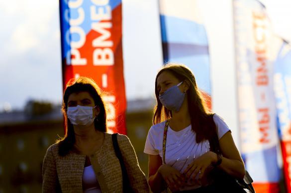 Почти 200 человек убил коронавирус за сутки в России
