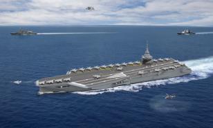 """Франция построит авианосец на смену флагману """"Шарль де Голль"""""""