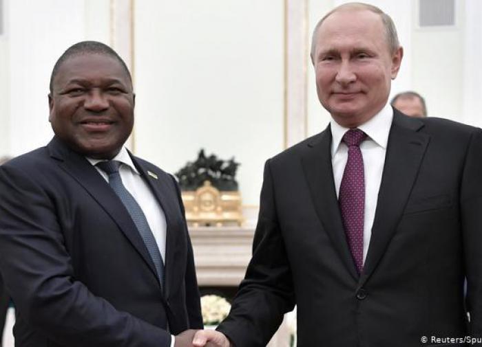 Magazine Independente: Россия стала надёжным партнёром Мозамбика