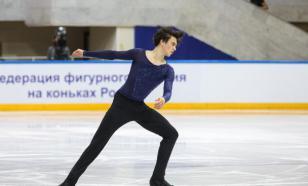 Фигурист Игнатов победил в короткой программе на чемпионате России