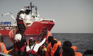 184 мигранта спасены в Средиземном море