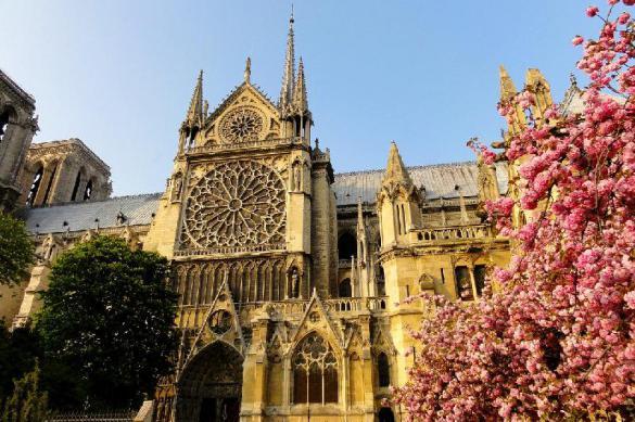 Во Франции возобновят реставрацию собора Нотр-Дам