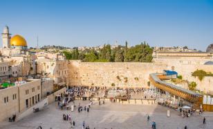 У Стены Плача в Иерусалиме обнаружили древнюю гирю